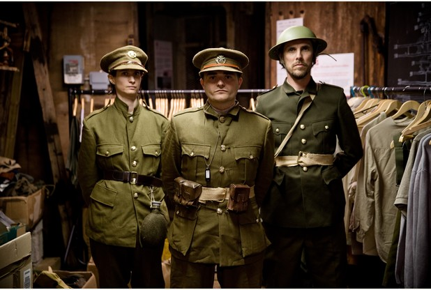 Cornish Theatre Production - The Trench - produced by Collective Arts